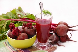 Beets for Liver Function