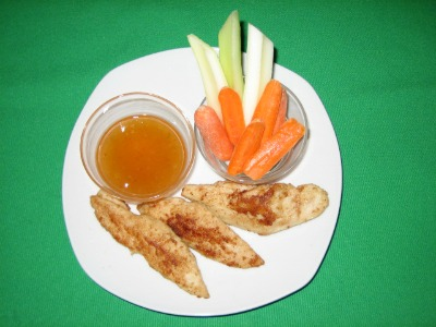 Chicken Strips for Kids