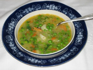 Homemade Pea Soup