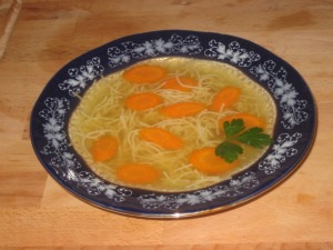 Chicken Broth Recipe for Soup