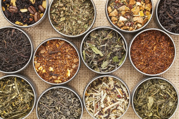 Weight Loss Tea Leaves